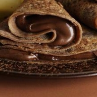 Crepes delícia de chocolate